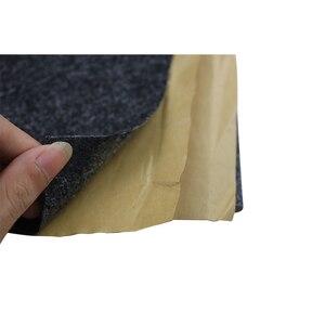 Image 4 - Ghxamp 0.5M * 1Meter Subwoofer Vilt Flanel Geluid Absorberende Katoen Decoratieve Ktv Podium Speaker Diy 2.5mm Zelfklevende