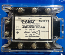 solid state relay SSRs anly timer authorised distributor by ANLY TAIWAN taiwan anliang anly time relay ah2 nd page 1