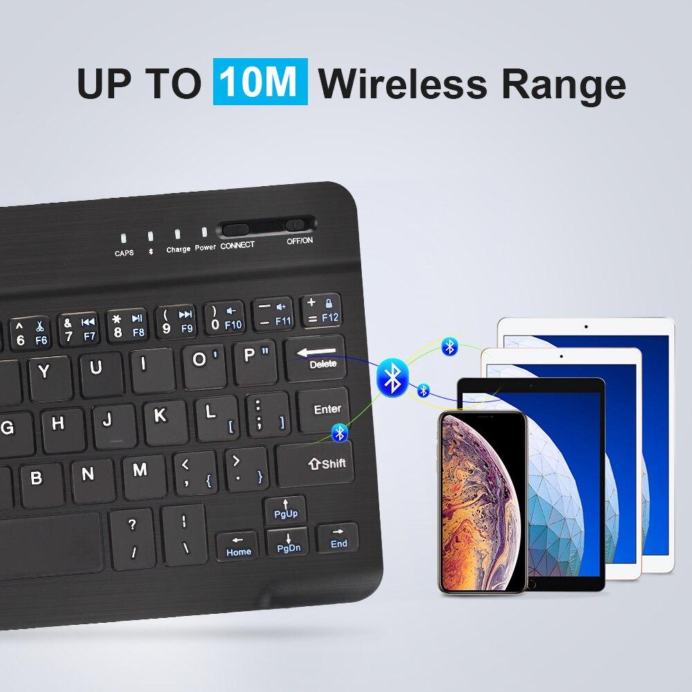 Mini Wireless Keyboard  5