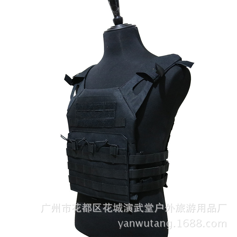 Outdoor Training Multi-functional Laser Version JPC Vest Lightweight Response Action Tactical Protection Combat Vest