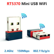150mbps 300mbps 600mbps sem fio usb wifi adaptador mini 5370 wifi dongle ralink rt5370 mini usb wifi usb2.0 2.4g 5g