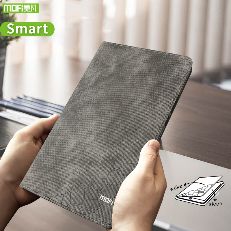 MOFi PU Leather Cover Case For Xiaomi Mi Pad 4 Plus MiPad4Plus 10.1 Inch Tablet Case For Xiaomi Mi Pad4 Plus Mipad 4 Plus Case