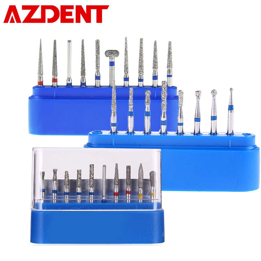 أزيز ماس الأسنان الحفر للحصول على قبضة يد بسرعة عالية طبيب الأسنان الأزيز FG سلسلة Dia.1.6mm