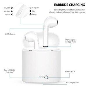 Image 4 - TWS i7s Bluetooth earphones music Headphones business headset sports earbuds suitable wireless Earpieces For smart phone