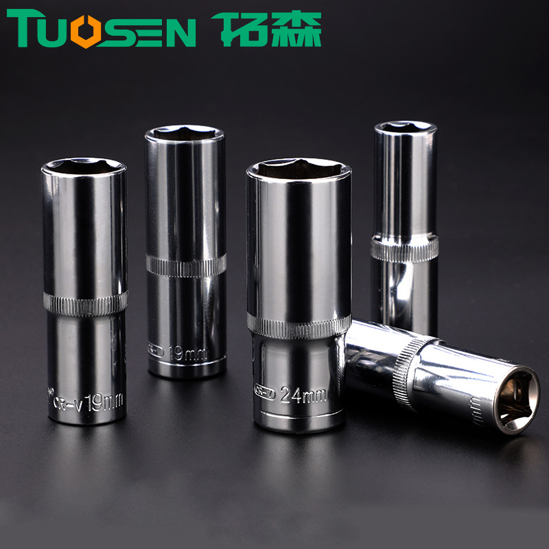 TUOSEN Deep Socket For Wrench 1/2