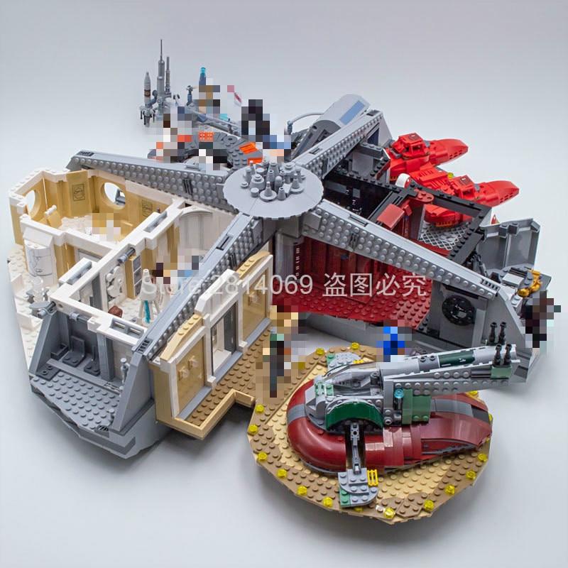 05084 Star Series UCS Wars Snowspeeder Building Bricks Toys Compatible 10129