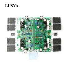 Lusya L20 SE Khuếch Đại Âm Thanh Ban A1943 C5200 Stereo Kép Kênh 350W Khuếch Đại Amp Ban 4ohm DIY Bộ Dụng Cụ 2 chiếc