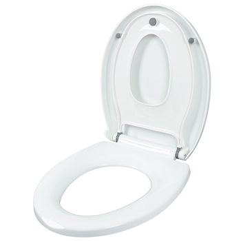 Double Layer Adult Toilet Seat Child Potty Training Cover Prevent Falling Toilet Lid For Kids PP Material Slow-Close Travel Pot 3