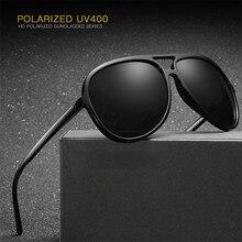 Zerosun (150mm) Mens Polarized Sunglasses TR90 Driving Sun Glasses for Man Black Aviation HD TAC Polaroid Brand Quality UV400