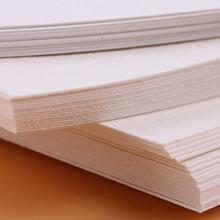 Акварельная бумага из хлопчатобумажной целлюлозы с тремя текстурами