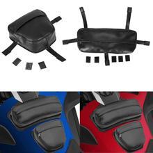 Черный чехол для мотоцикла, сумка-Органайзер для багажника, седельные сумки, набор вкладышей для Honda GoldWing GL1800 GL 1800 19