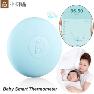Image 1 - YouPin Miaomiaoce Baby Thermometer Smart Clinical Thermometer Accrate Measurement Constant Monitor High Temprature Alarm