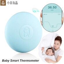 YouPin termómetro Miaomiaoce para bebé, termómetro clínico inteligente, medición de velocidad, monitoreo constante, alarma de alta temperatura