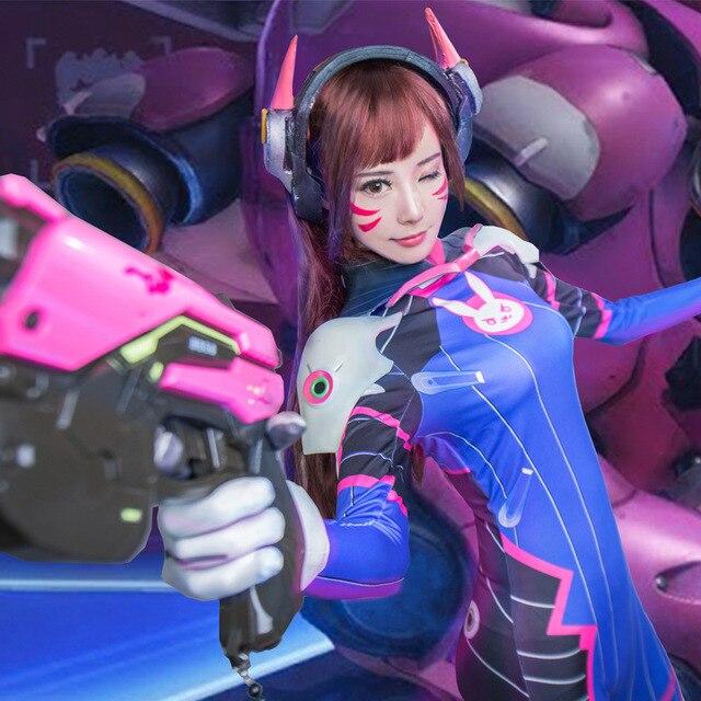 Game Overwatch D.Va Gun Hana Song DVA Weapon Pistol Cosplay Props Accessories For Game Halloween Party Toy 1