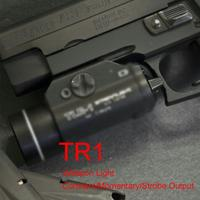 Tactical Fullsize Flashlight TLR Light Fits GLOCK 1 9 Hk USP CZ 75 SIG SAUER P320 CZ SIG SAUER SP2022 Defense Pistols Torch