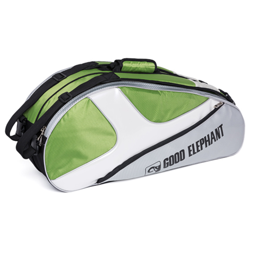 Sports Tennis Bag Backpack With Shoe Compartment For 3 Tennis Racquets Or 6 Badminton Racquets Holder Shoulder Bag