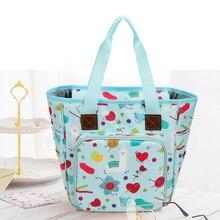 Organizer Storage-Bag Needles Crochet-Hooks Sewing-Supplies Knitting Practical Portable