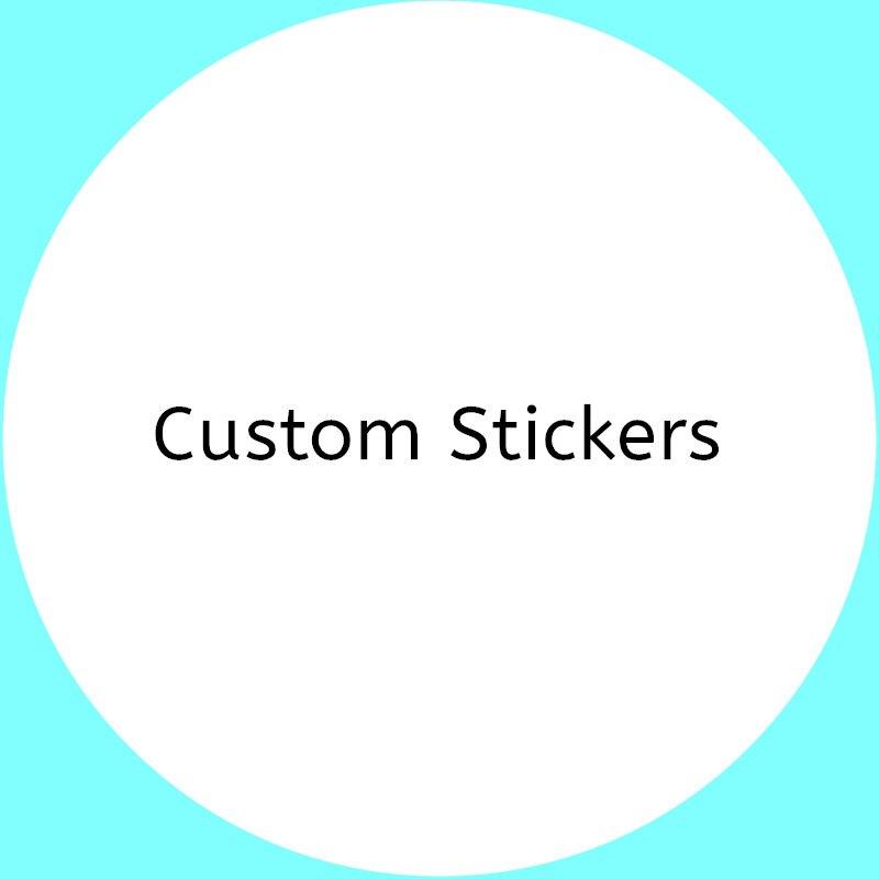 100 Pieces Custom Sticker, Personalized Wedding Gift Sticker, Custom Wedding Sticker