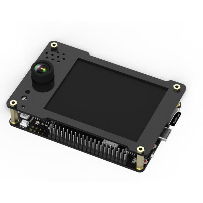 Sipeed MAIX GO K210 AI Pocket Deluxe полнофункциональная макетная плата с корпусом бортовой отладчик