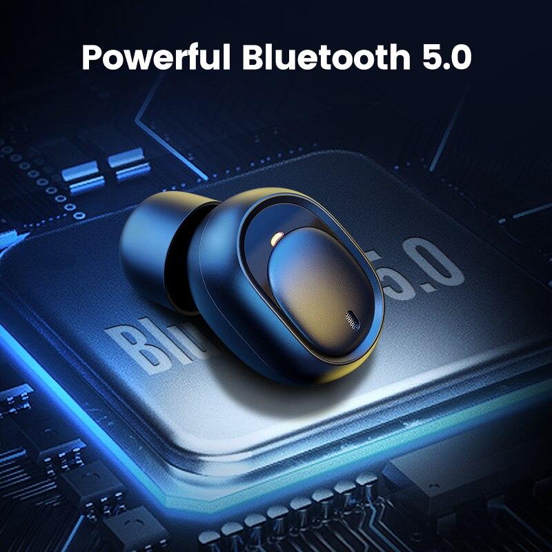 Ugreen TWS Headphones Bluetooth Earphones True Wireless Stereo Earbuds In Ear Headset Ear Buds for Sport TWS Bluetooth Headphone 2