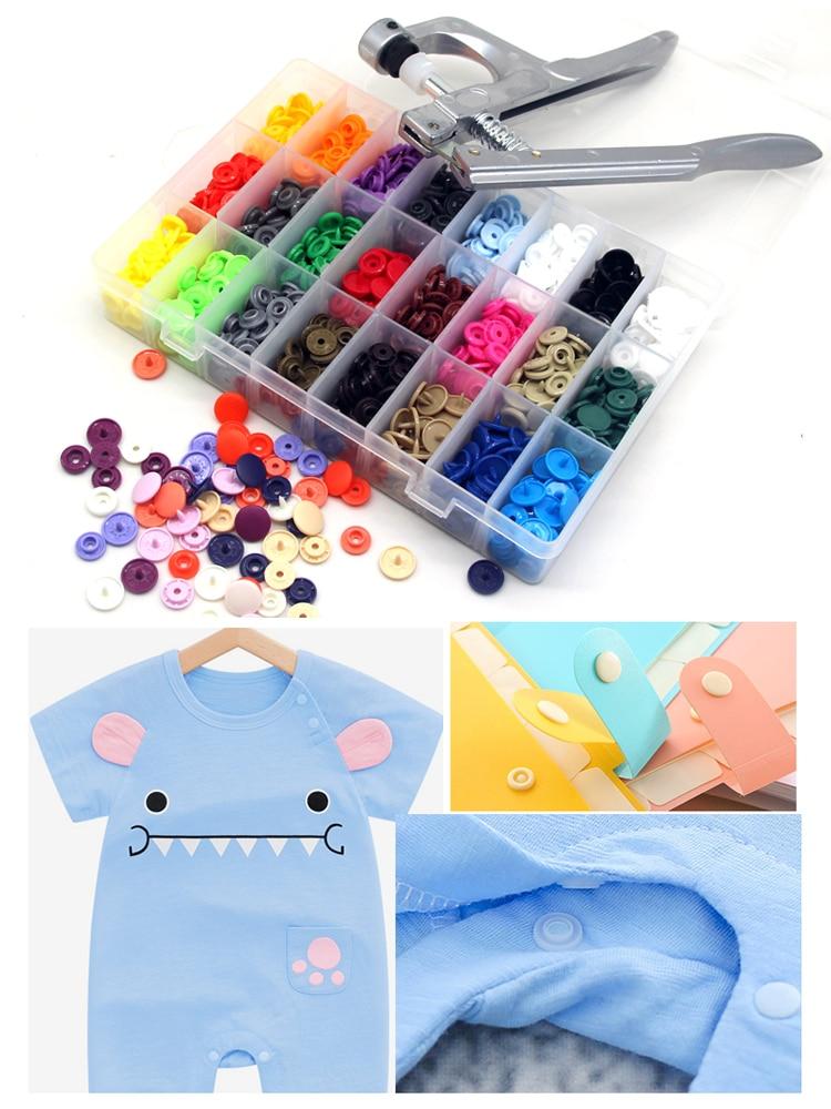 St.lucas Stud Fastener Button-Press Scrapbook Handmade DIY Plastic T5 T3 Resin Baby Children's