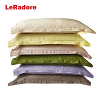 Slip Silk Pillowcase for Hair and Skin 16 Momme 600 Thread Count 100% Mulberry Silk 18*29in Satin Pillowcase Pillow Covers