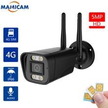 WIFI Webcam Camera Sim-Card Security-Alarm Video Surveillance Outdoor Wireless Ip-Recorder