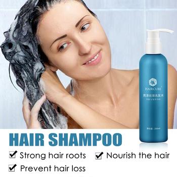 Utrata włosów szampon silny korzeń włosów naturalny wyciąg esencja szampon do włosów dla mężczyzn kobiet szampon wzrost włosów szybciej tanie i dobre opinie Jedna jednostka 20161212 CN (pochodzenie) Produkt do wypadania włosów for hair growth anti hair loss shampoo oil control