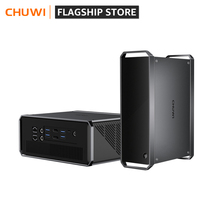 CHUWI 2020 último CoreBox Pro Intel i3-1005G1 Mini escritorio de juegos PC 12GB de RAM 256GB ROM Dual Core Bluetooth 5,1