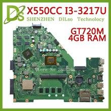 4GB mainboard KEFU i3-3217U