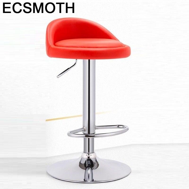 Comptoir Banqueta Sedie Sgabello Barstool Table Bancos De Moderno Fauteuil Taburete Cadeira Silla Stool Modern Bar Chair