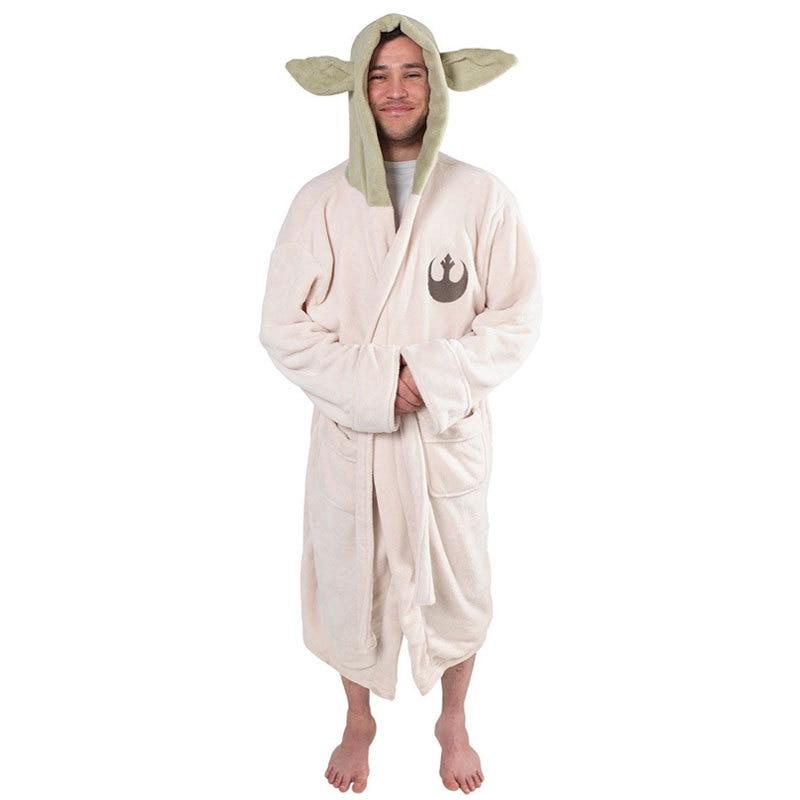 Star Wars Vestaglia da Notte per Ragazzi Yoda