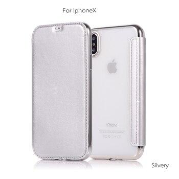 Θήκη για iPhone 11 pro MAX leather X XR XS Max 5 5S 6 6S 7 8 Plus . Προστασία Κινητών Gadgets MSOW