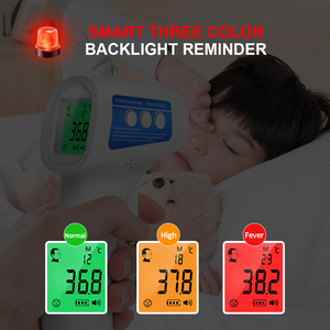Image 2 - Cofoe Forehead Digital Thermometer Non Contact Infrared Medical Thermometer Body Temperature Fever Measure Tool for Baby Adults