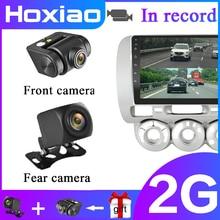 2DIN Android 10 For HONDA JAZZ City 2002 2003 2004 2005 2006 2007 멀티미디어 스테레오 카 플레이어 네비게이션 GPS 라디오 RDS IPS DSP