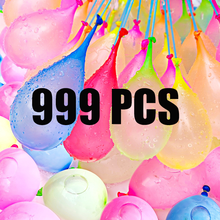 999 Pcs Wasser Luftballons Für Schwimmbad Im Freien Sommer Funs Party Spiele Schlacht Spiele Wasser Ball Spielzeug Geschenke Für Kinder erwachsene