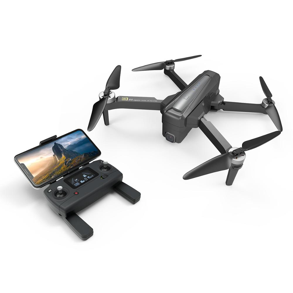 MJX B12 Drone EIS GPS 4K with HD Camera Profesional 24 Mins Remote Control Dron Quadcopter Brushless Foldable 3 Battery FPV Gift
