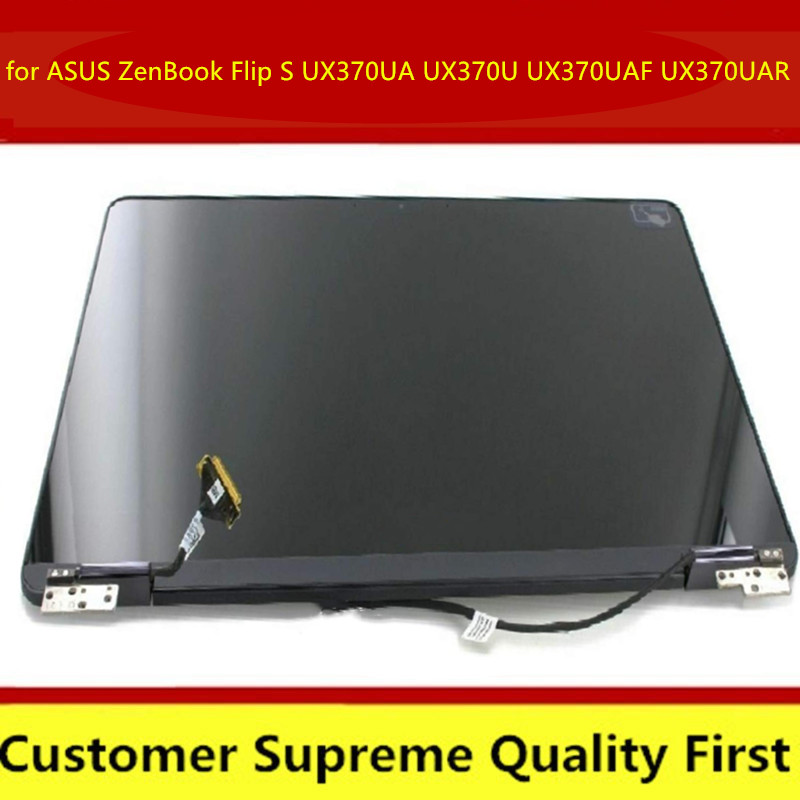 ASUS ZenBook Flip UX370 UX370UA Lcd Touch Screen Digitizer Full Assembly