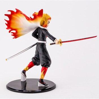 Figura de Rengoku Kyoujurou de Kimetsu no Yaiba (17cm) Figuras Kimetsu no Yaiba