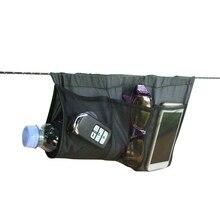 Multipurpose Hammock Organizer Lightweight Portable Foldable Storage Bag For Outdoor