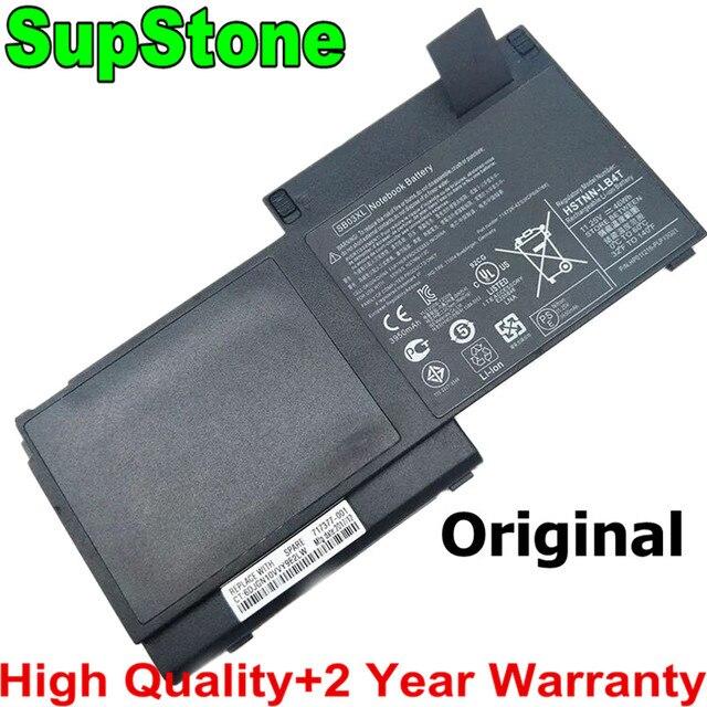 SupStone الأصلي SB03XL بطارية لجهاز HP بي EliteBook 820 720 725 G1 G2 716726 1C1 717378 001 E7U25ET F6B38PA HSTNN LB4T SB03046XL