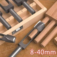8mm-40mm carpintaria broca cônico snug plug cortador