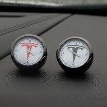Car decoration clock watch modified car interior el