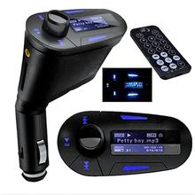 2020 novos carros lcd kit mp3 player fm transmissor modulador mmc usb remoto mais novo sem fio carros mp3 player usb modulador