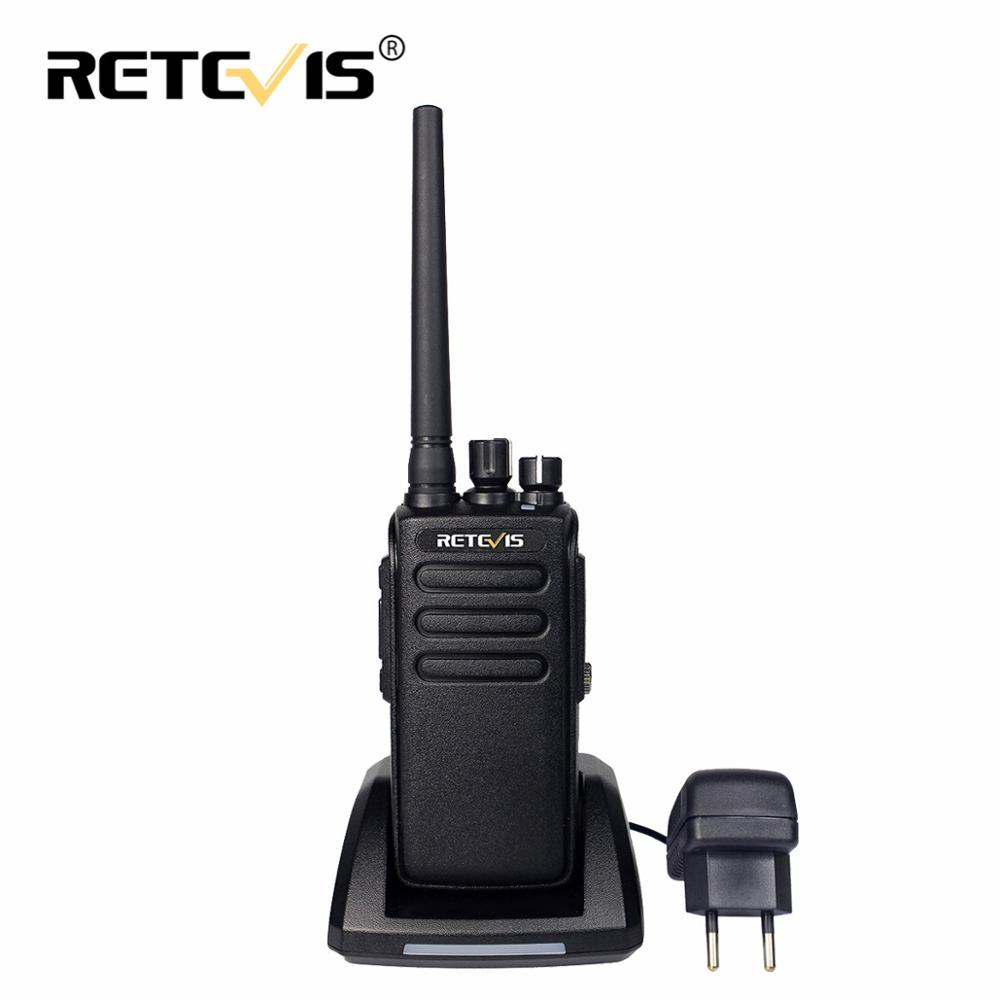 Retevis RT81 DMR Digital Walkie Talkie IP67 Waterproof Radio Station UHF 400-470MHz VOX Digital/Analog Portable Two-way Radio
