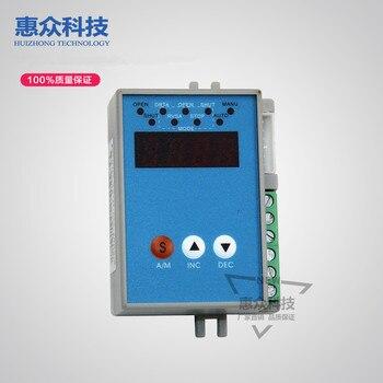 Control Module ZXQ2004C Electric Valve AC220V Actuator Module Valve Positioner