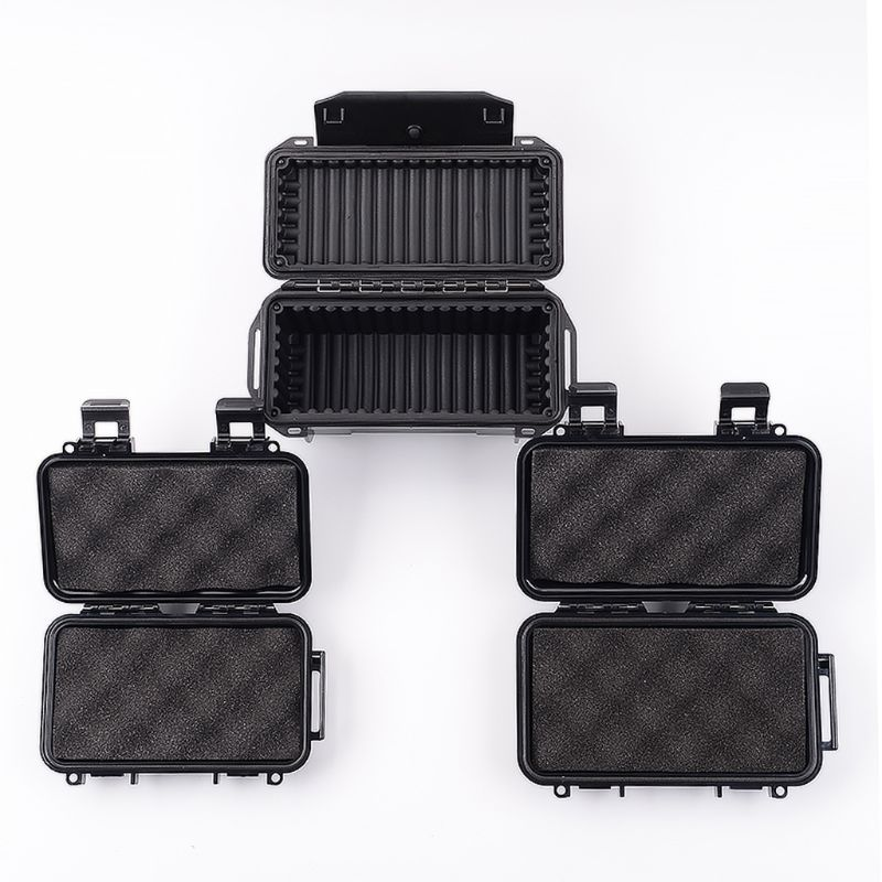 Waterproof Shockproof Box Phone Electronic Gadgets Airtight Outdoor Case