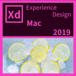 Adobe Experience Design 2019 Web Design- Lifetime Installation package in Mac