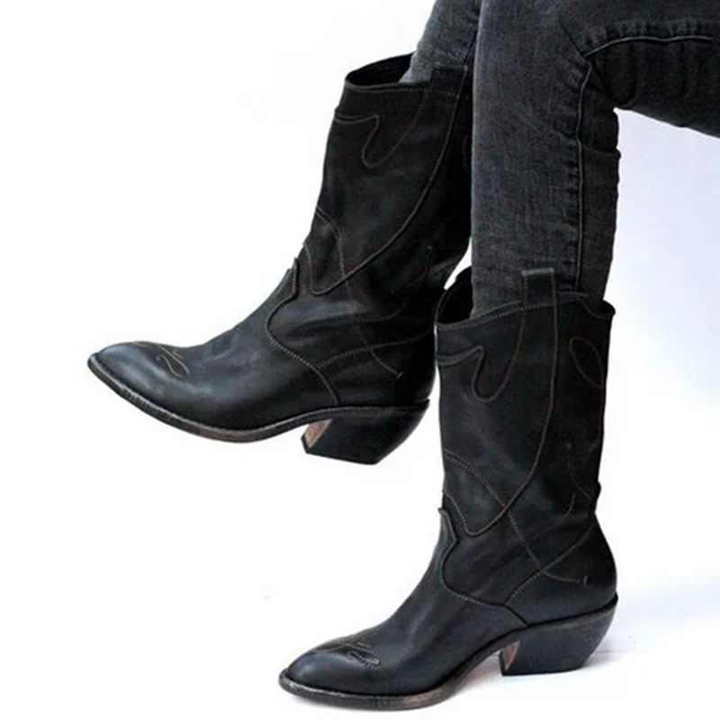 Jodimitty bota de alta qualidade camurça couro macio botas femininas zip duplo curto pelúcia primavera outono botas mais tamanho sapatos