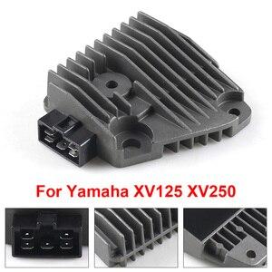 Wysoka wydajność regulatora napięcia prostownika dla Yamaha Virago XV125 1990-2010 XV250 1988-2010 Qian Jiang XV250